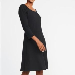 Old Navy fit & flare jersey dress